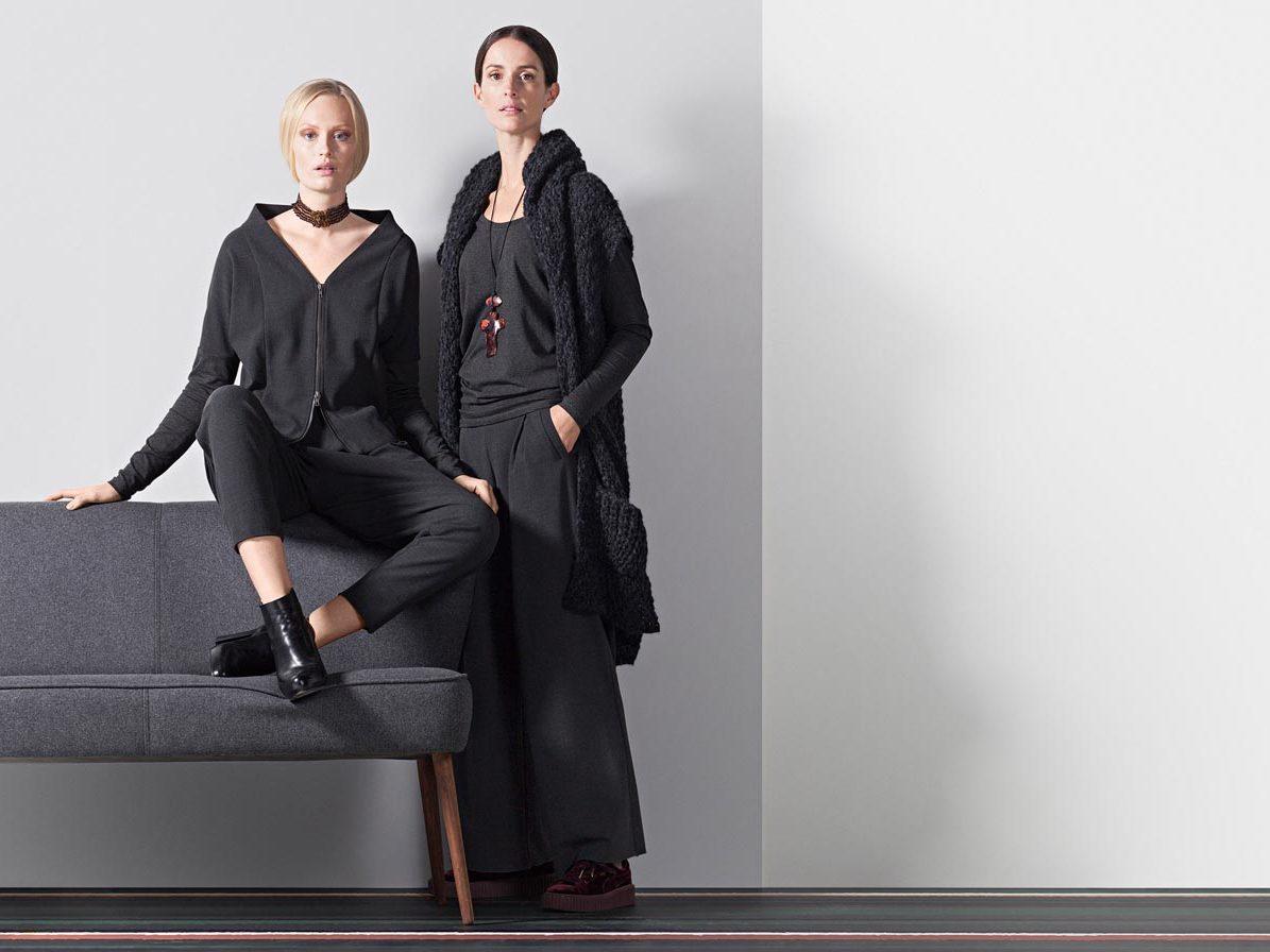staudt mode präsentiert Ania Schierholt